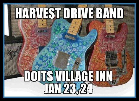 Harvest Drive 1-23, 1-24-15