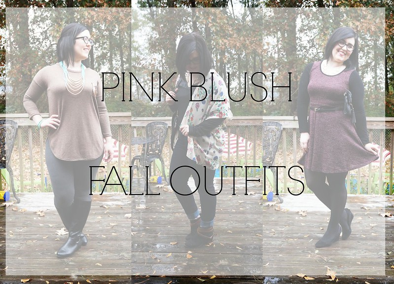 Pink Blush Fall Fashion #PinkBlushBlackFriday