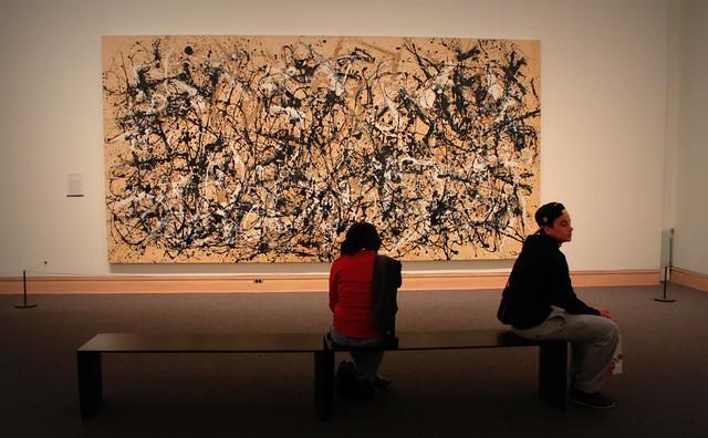 Pollock no MET