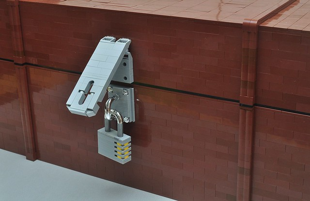 The secret was revealed, the padlock is open!