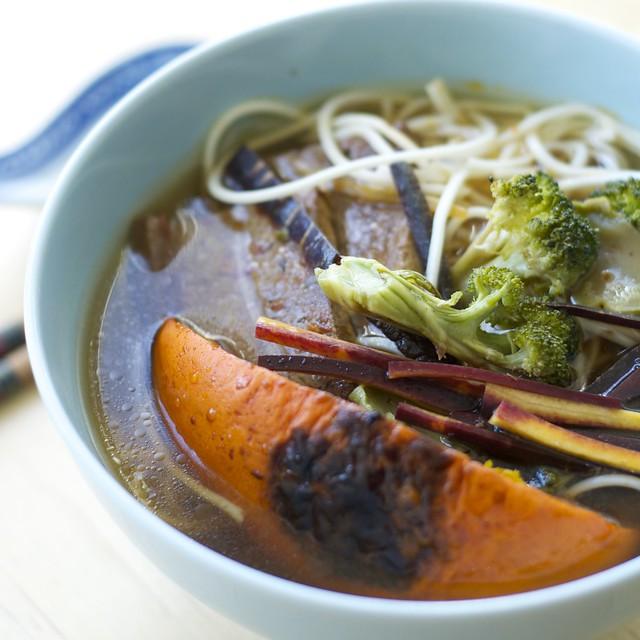 CSA noodle bowl