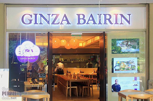 Ginza Bairin Trinoma