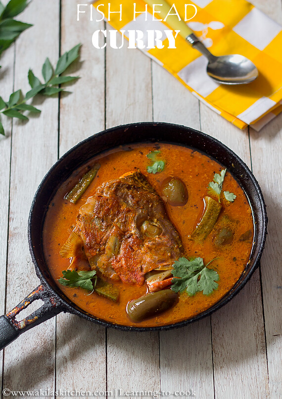 Meen Thalai Curry
