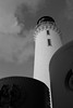 Lighthouse peek-a-boo