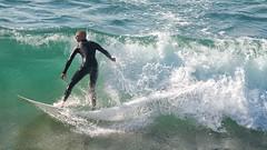 Surfing the Venice Pier 2