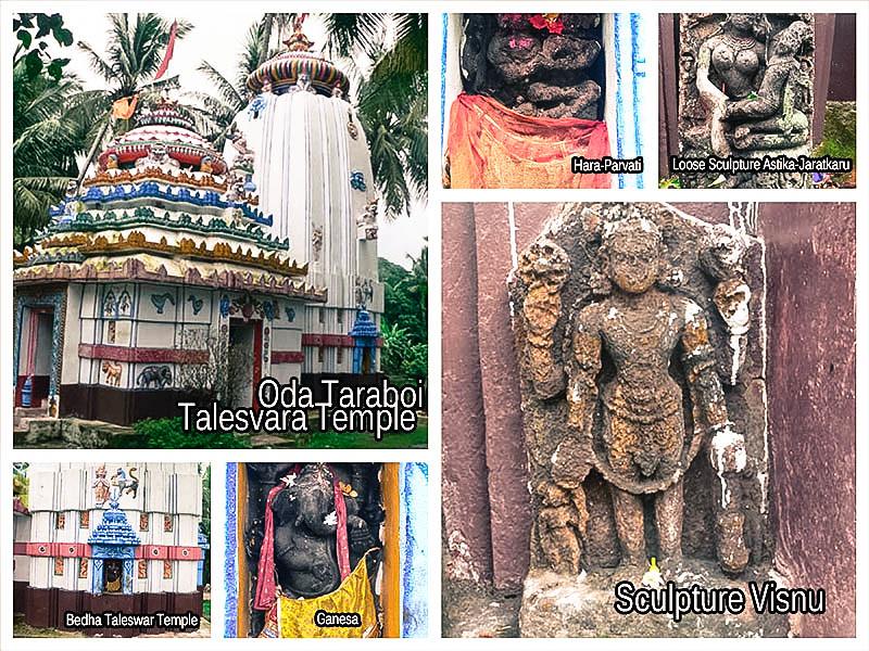 Taresvara Temple Puri Pipili Delang