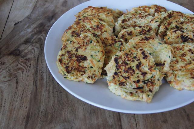 Chicken and veggie patties DSC02007