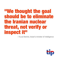 What does Israel really think about the Iranian nuclear program and the ongoing negotiations?