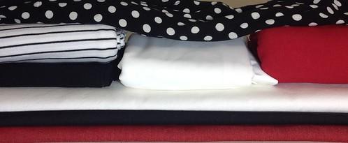 SWAP 2015 fabrics