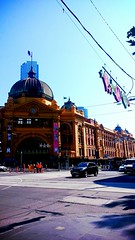 Flinders Street Station Christmas Cheer