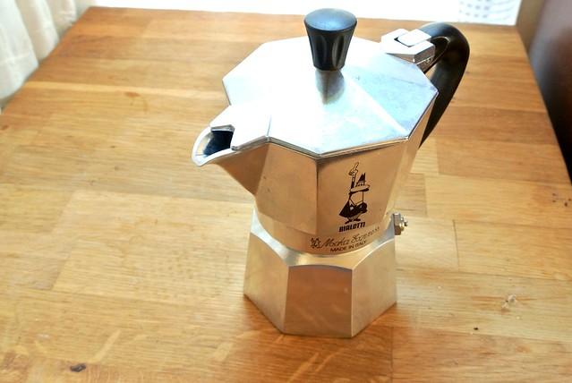 Bialetti Moka, 3 cup