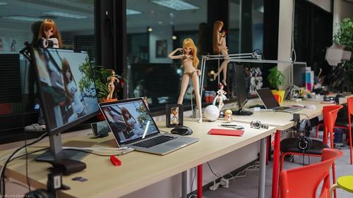 辦公桌日記 20150228