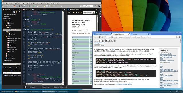 Debian + Openbox
