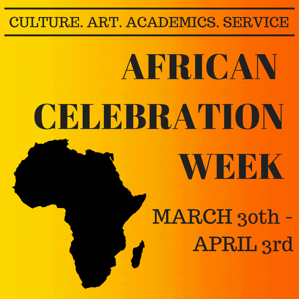 AFRICAN CELEBRATION WEEK Icon