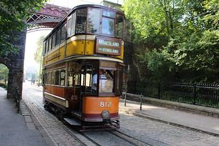 IMG_2840  Glasgow Tram No 812 Built in 1919