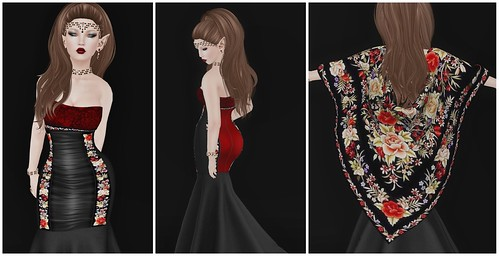new Dead Dollz gowns