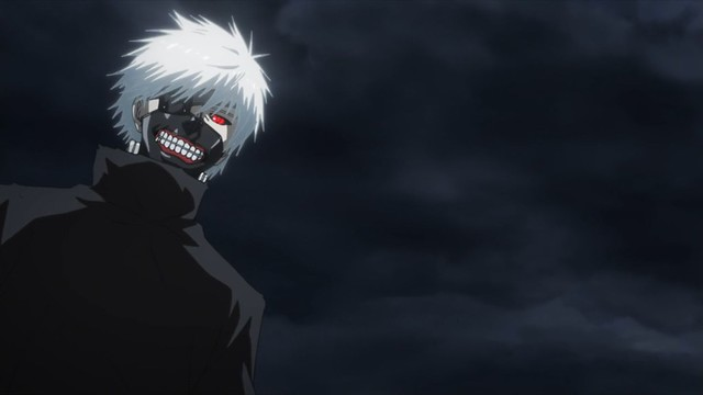 Tokyo Ghoul A ep 1 - image 02