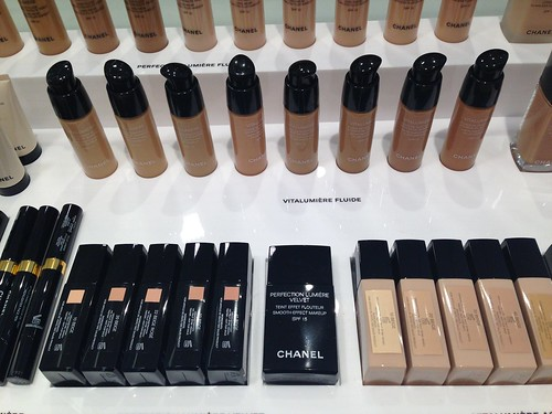 Chanel beaute burlington arcade