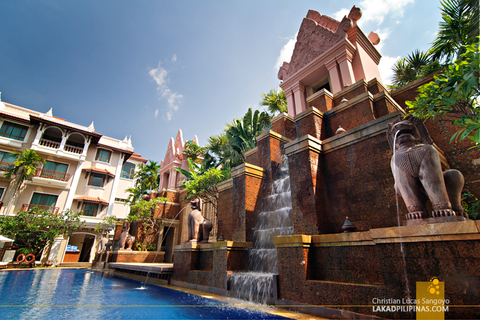 Sokha Angkor Resort in Siem Reap