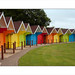 Scarborough Beach Huts... by Lady Haddon