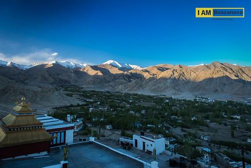 travel india landscape nikon peaceful leh moutain ladakh ixl shantistupa nikonphotographer iamnikon