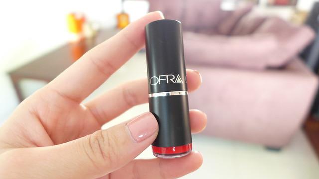 ofra lipstick in shade 202