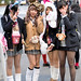 Shibuya Girls in Animal Hats