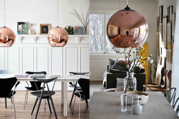 Home Inspiration Kupfer Lampen 07
