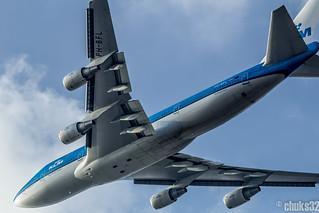 KLM Royal Dutch Airlines l PH-BFL  l Boeing 747-400