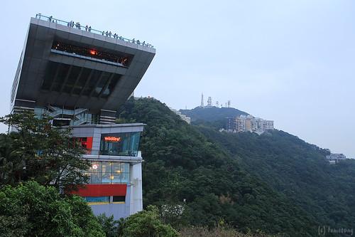 The Peak Tower