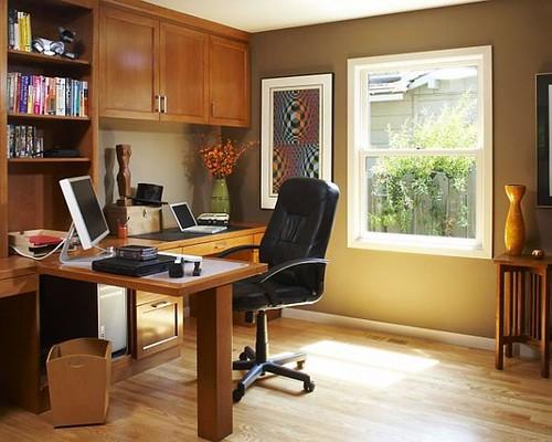 Elegant Home Office Decor Ideas