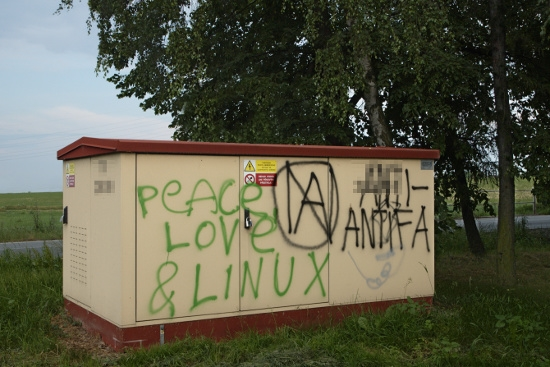 Love, Peace and Linux