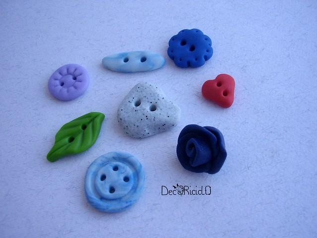 1 bottoni handmade