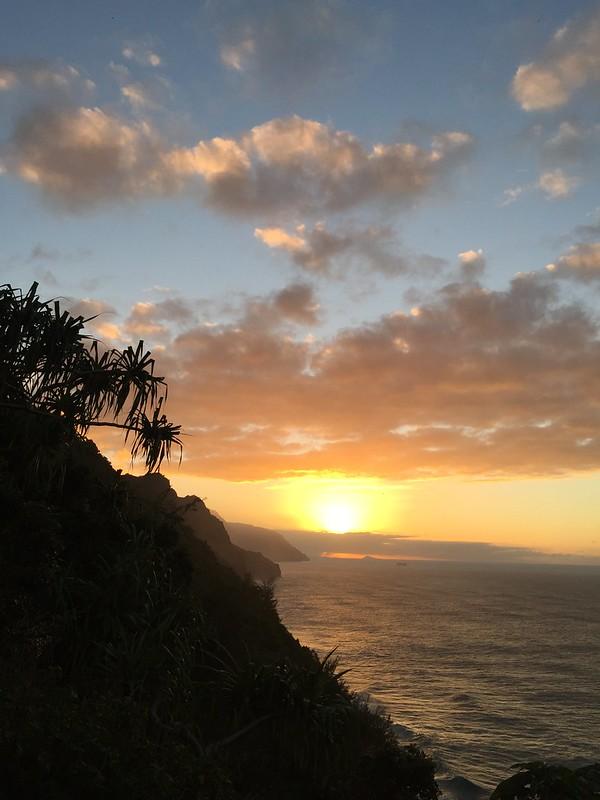 Na Pali Coast hike!