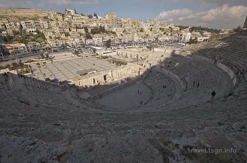 【写真】世界一周 : ローマの円形劇場