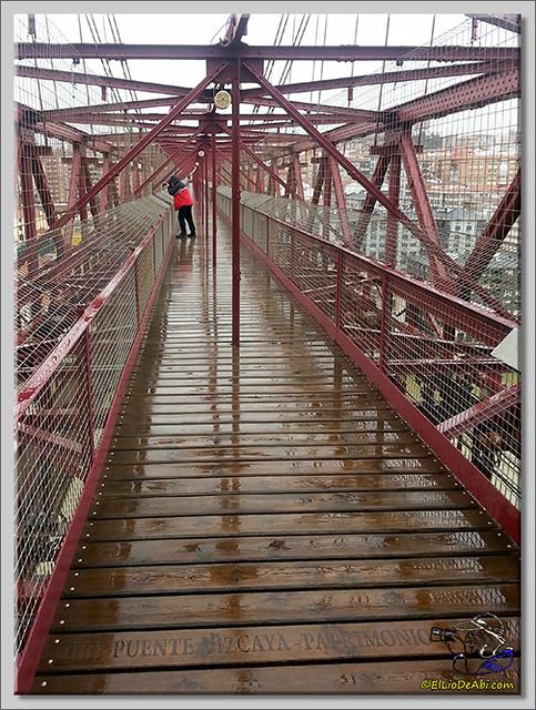 8 Puente Colgante de Vizcaya