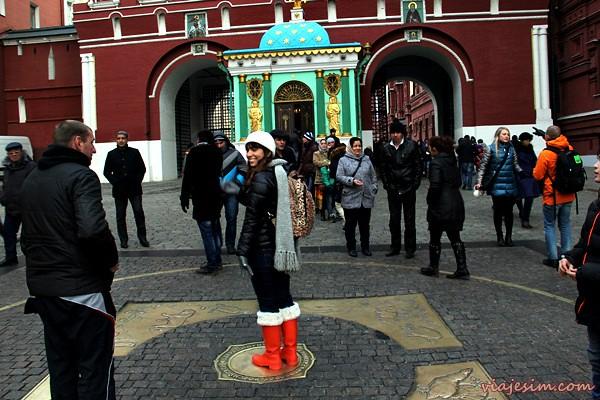 Coisas que a gente só ve na Russia