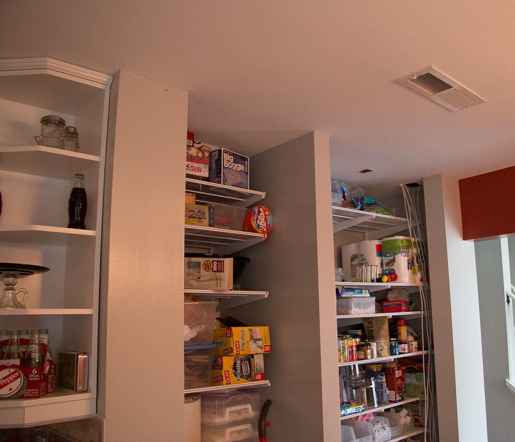 Closets With No Overhang
