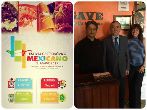 Festival Gastronómico Mexicano