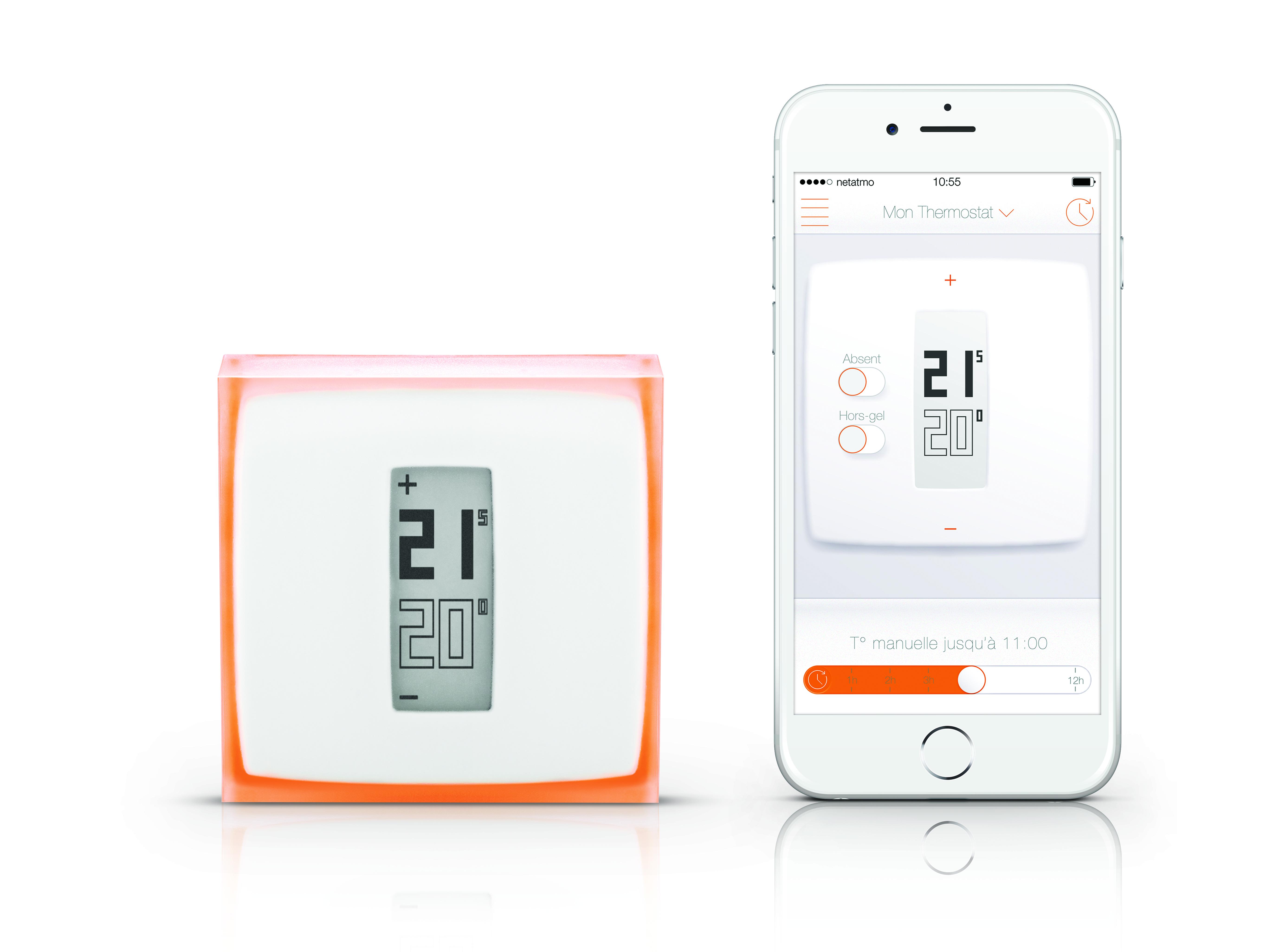 van marcke distribue le thermostat et la station m t o. Black Bedroom Furniture Sets. Home Design Ideas