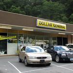 Dollar General -- Pound, Virginia