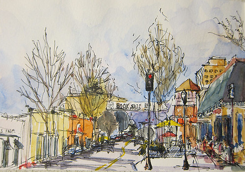 Castro Street, Mountain View, CA