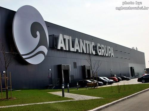 Otvorenje Tvornice Atlantic Grupe
