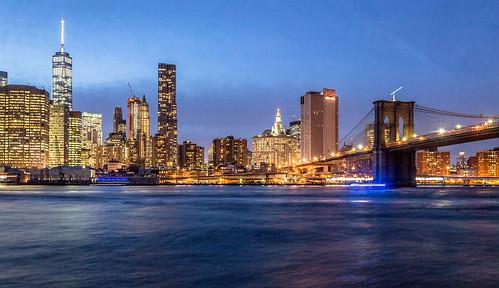 Night in NY