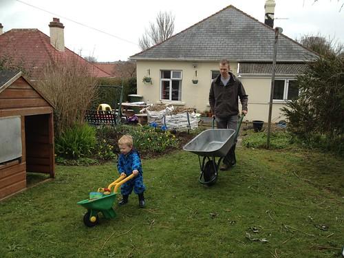Gardening Saturday