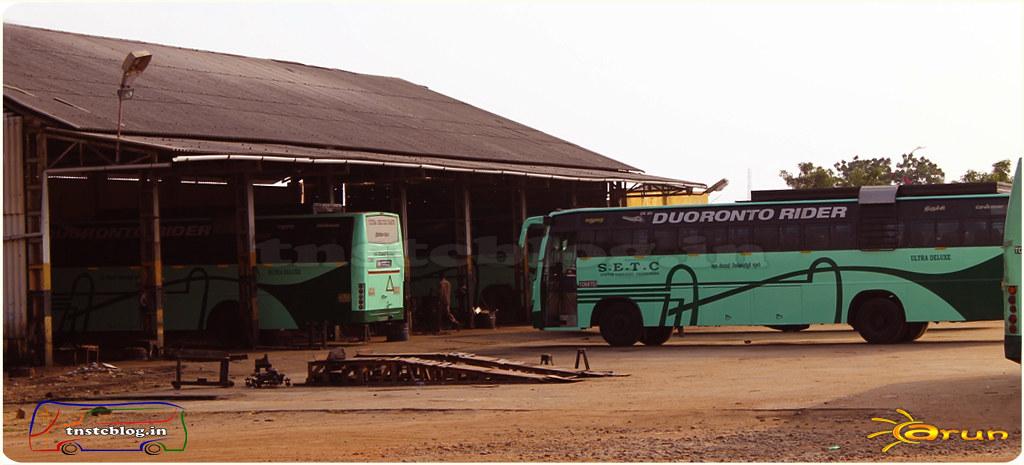 SETC ( TCN ) Thoothukudi Depot