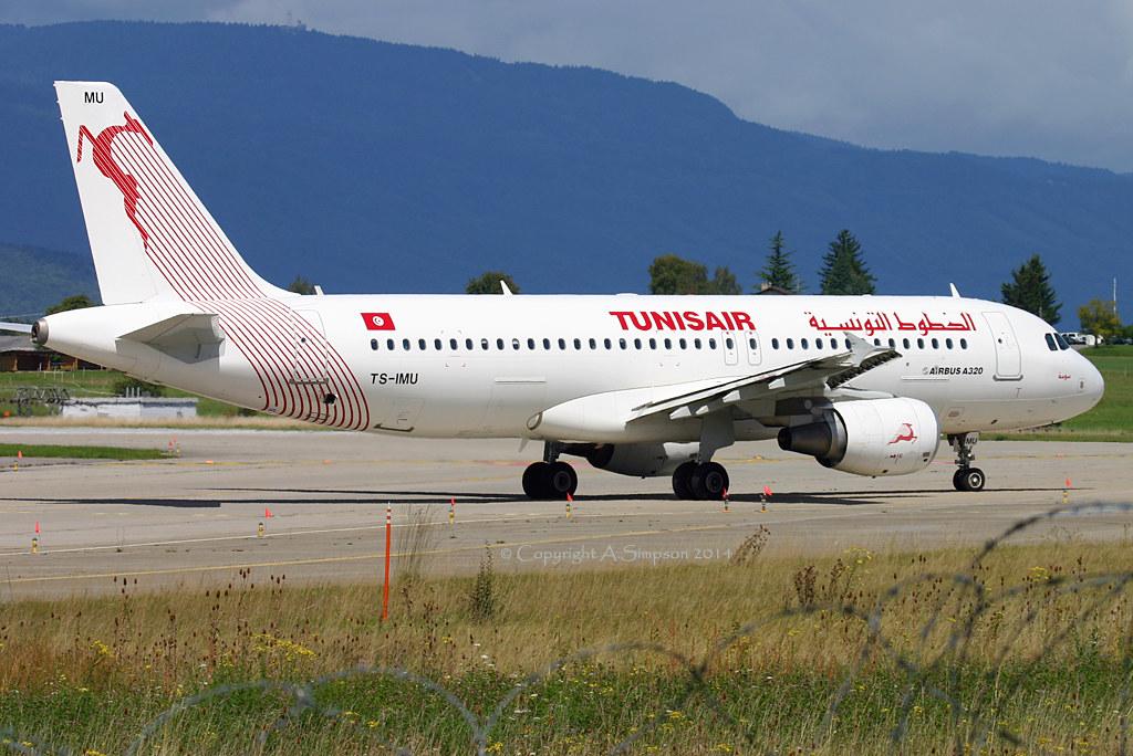 Tunisair - TS-IMU - Geneva Airport (LSGG/GVA)