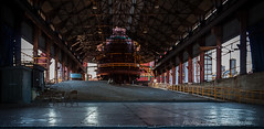 Our visit to the Sloss Furnaces