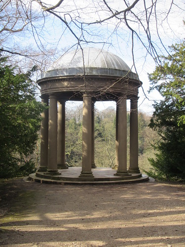 Temple of Fame, Studley Royal