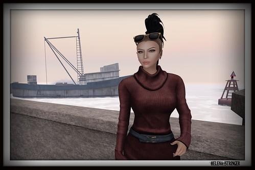 Helena Stringer - Free*Style - Seaside Walk - 1